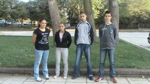 Отбор Старша възраст ДП 2009 Добрич