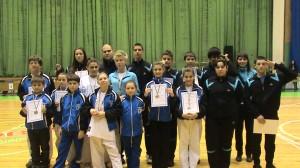 Детския отбор на СКК Спартак-Плевен