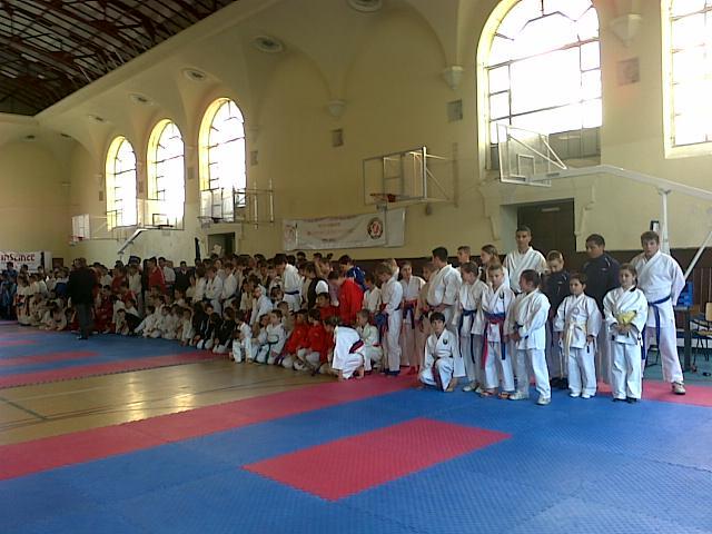 КК Спартак - Плевен Букурещ 2011